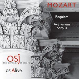 Mozart Requiem played by OSJ